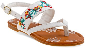 Josmo Floral Girls' Sandals