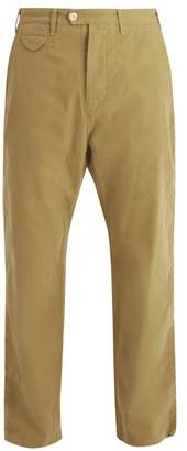 The Lost Explorer - Honey Badger Cotton Chino Trousers - Mens - Tan