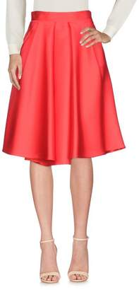Space Style Concept Knee length skirt