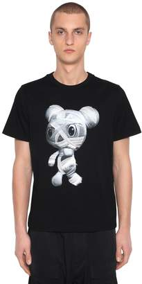 Juun.J Adeel Uz Zafar Printed Jersey T-Shirt