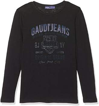 Gaudi' Gaudì Boy's 721KU64017 T-Shirt M/L T - Shirt,(Manufacturer Size: 4)