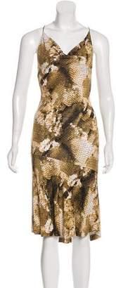 Yigal Azrouel Sleeveless Mini Dress