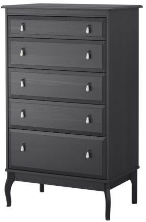 Edland Chest With 5 Drawers