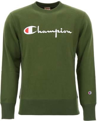 Champion Sweatshirt With Logo