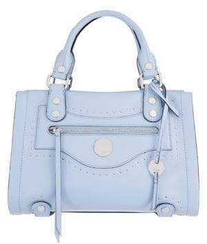 Lodis Pismo Stud RFID Madeline Leather Satchel