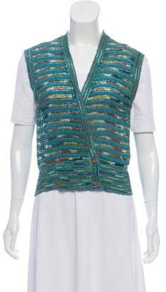 Missoni Vintage Knit Vest