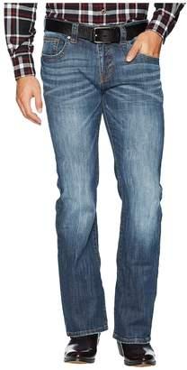 Rock and Roll Cowboy Reflex Pistol in Dark Vintage M0P5129 Men's Jeans