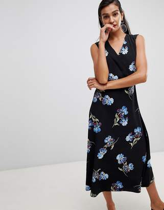 Sportmax CODE Code Midaxi Dress in Floral Print