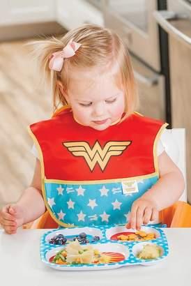 Bumkins Wonder Woman Caped Superbib (Baby Girls)