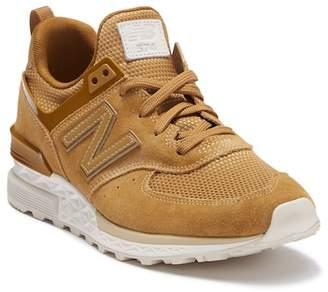 New Balance 574 Sport Suede Sneaker