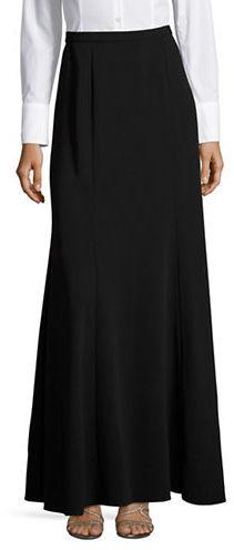 Alex EveningsAlex Evenings Crepe Maxi Skirt
