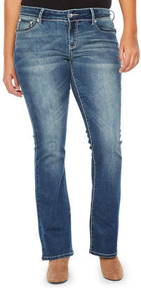 A.N.A Wings Pocket Bootcut Modern Fit Bootcut Jeans