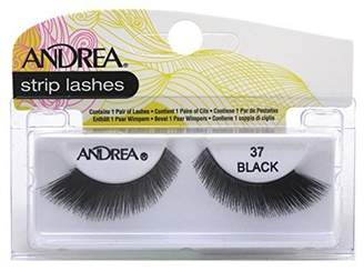 Andrea Lashes Strip Style 37 Black