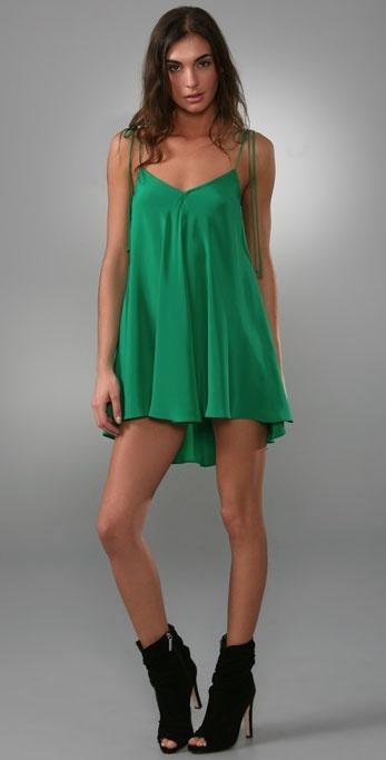Thayer Trapeze Dress