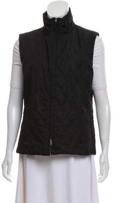 Burberry Quilted Lightweight Vest