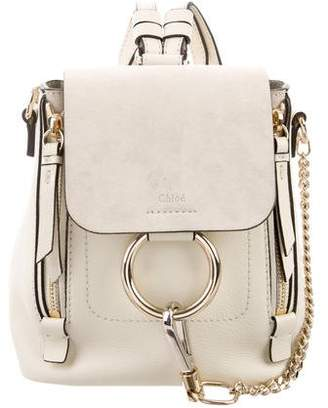 Chloé Medium Faye Backpack