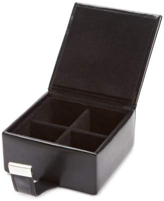 Wolf Designs 290602 Heritage Collection Small Cufflink Box