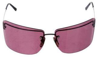 Dolce & Gabbana Rectangle Frame Sunglasses