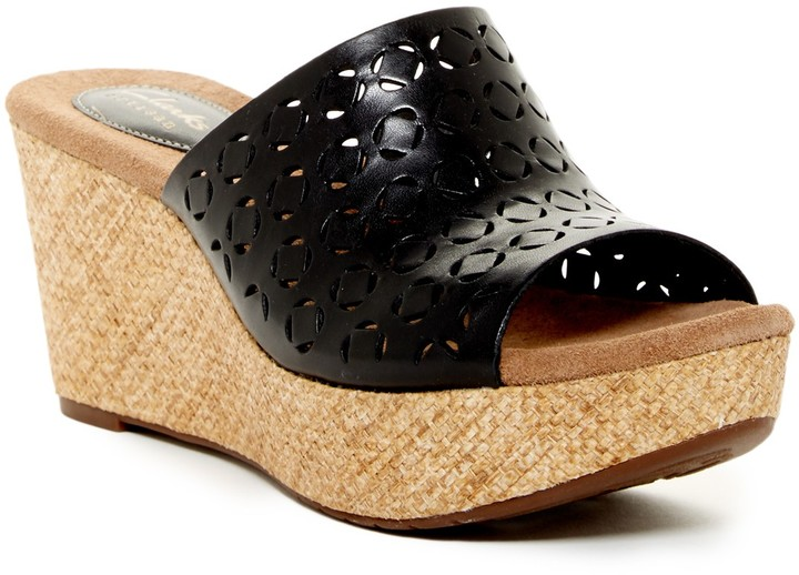 ClarksClarks Casylnn Dylan Wedge Platform Sandal