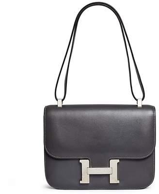 Vintage Hermès Constance 23cm leather bag