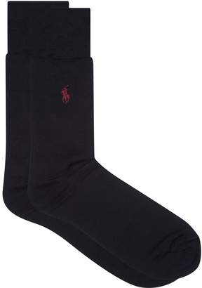 Polo Ralph Lauren Cotton Socks (Pack of 2)