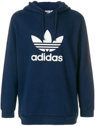 adidas designer logo hoodie