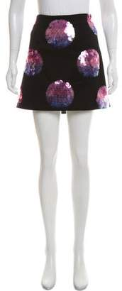 Opening Ceremony Sequin Mini Skirt w/ Tags