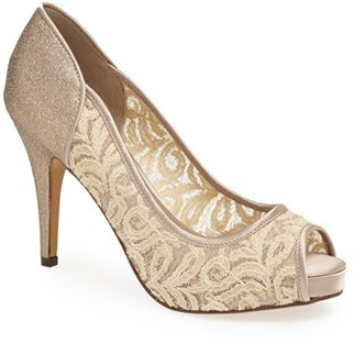 Women's Menbur 'Lotti' Pump $179.95 thestylecure.com