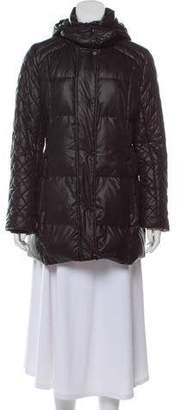 Andrew Marc Down Quilted Coat