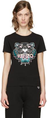 Kenzo Black Tiger T-Shirt $110 thestylecure.com