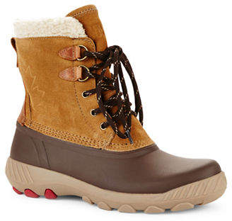 Cougar Suede Waterproof Winter Boots