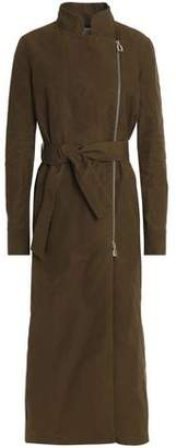 Osman Cotton Trench Coat