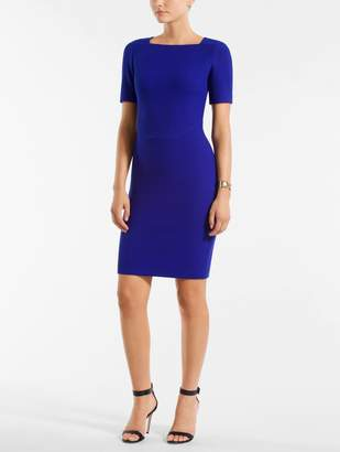 St. John Irina Boucle Knit Dress