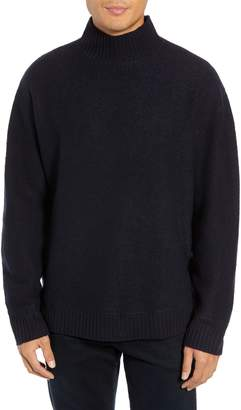 Hope Bold Funnel Neck Wool Sweater