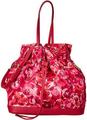 Louis Vuitton Limited Edition Pink Ikat Flower Noefull Mm