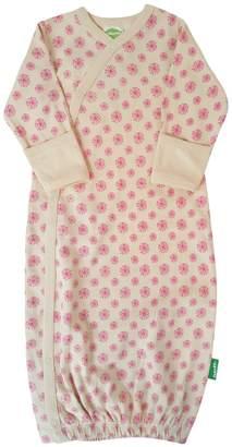Parade Organics Organic Baby Printed Kimono Gown (Up To 6 Months, )