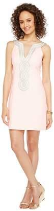 Lilly Pulitzer Valli Shift Dress Women's Dress