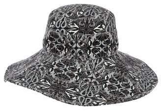 Liberty of London Designs Corso Como Printed Hat