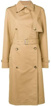 Paco Rabanne classic trench coat