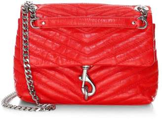 Rebecca Minkoff Edie Quilted Chain Crossbody Bag