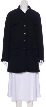 Gerard Darel Tweed Short Coat