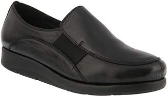 Spring Step Leather Loafers - Zipora