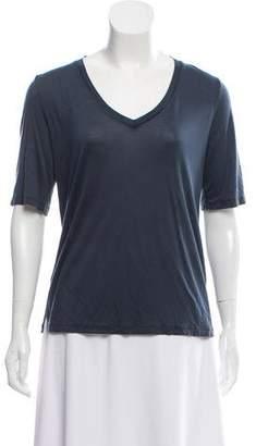 J Brand Lightweight Short Sleeve Top