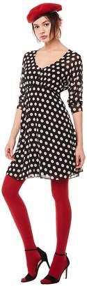 Juicy Couture Polka Dot Flirty Dress