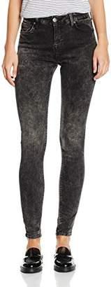 Herrlicher Women's Superslim Stretch Jeans,28W x 30L