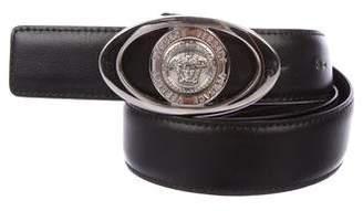 Versace Vintage Medusa Belt