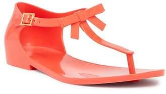 Melissa Honey T-Strap Sandal