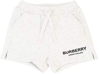 Burberry Cotton Sweat Shorts