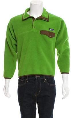 Patagonia Woven Pullover Sweatshirt