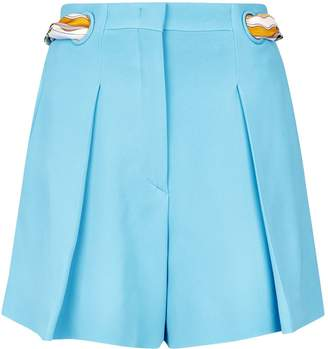 Emilio Pucci Colour-Block Shorts